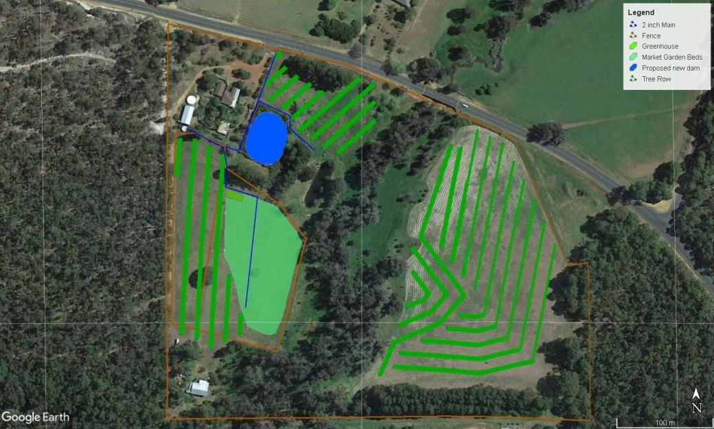 Farm concept plan